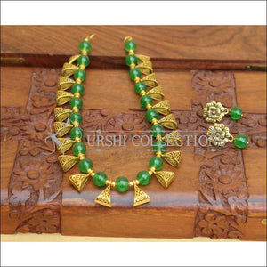 DESIGNER HANDMADE NECKLACE SET UC-NEW3271 - Necklace Set