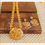 Elegant Antic Ganapathy Necklace Set UC-NEW189 - Necklace Set