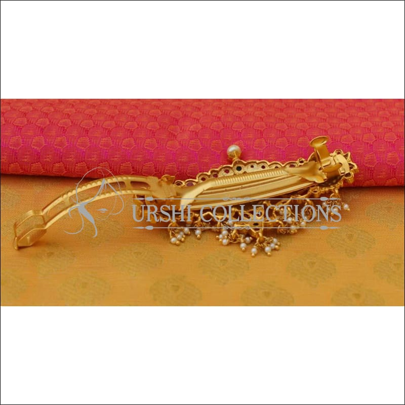 Elegant Gold Plated Hair Clip UC-NEW1531 - Hair Clips