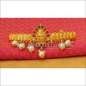 Elegant Matte Finish Lakshmi Hair Clip UC-NEW1542 - Multi - Hair Clips