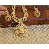 Elegant Traditional Lakshmi Necklace Set UC-NEW86 - Necklace Set