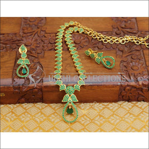 LOVELY DESIGNER NECKLACE SET UC-NEW3346 - Necklace Set