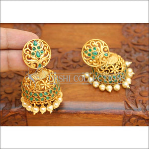 MATTE EARRINGS UC-NEW2893 - Earrings