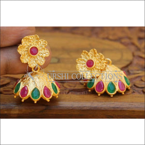 MATTE EARRINGS UC-NEW3064 - MULTI - Earrings