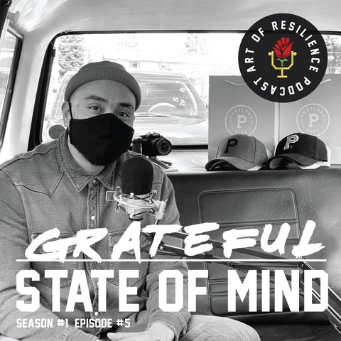 Grateful State of Mind - Joemil Santos