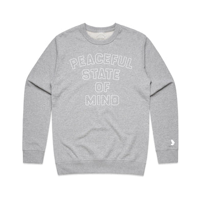 Peaceful State of Mind - Crewneck