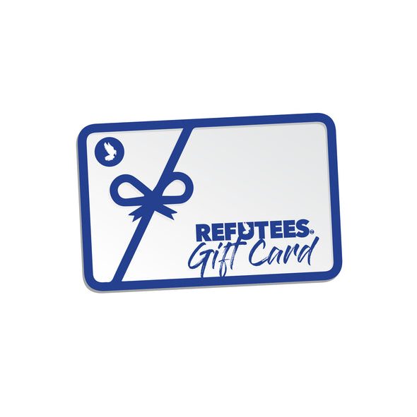 Refutees Gift Card