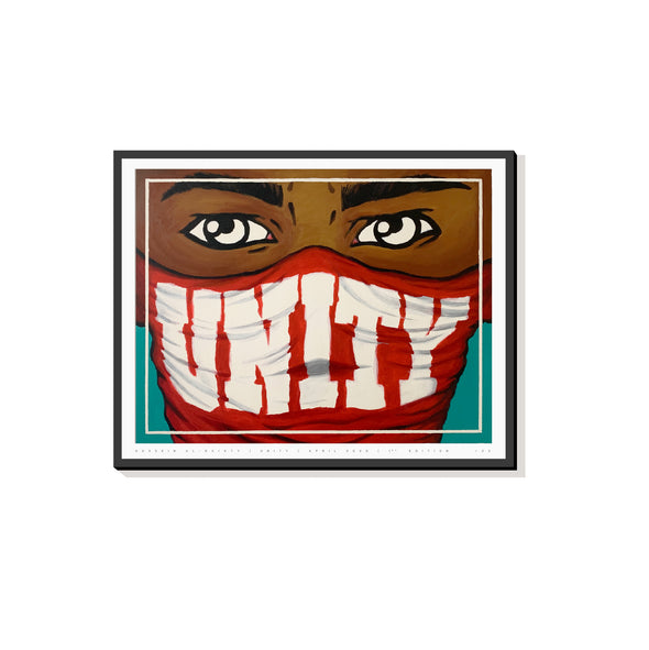 UNITY - Limited Poster Prints