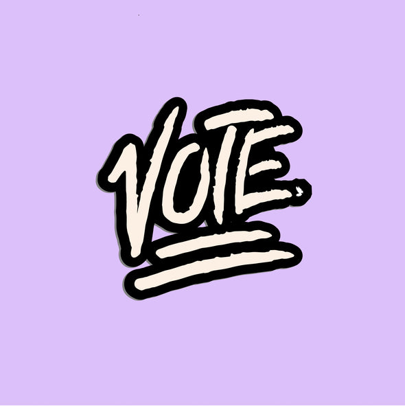 VOTE - Sticker Pack
