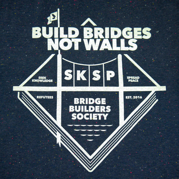 Build Bridges - Speckled