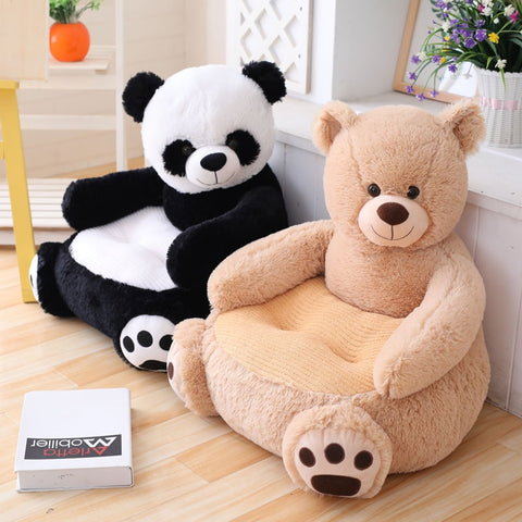 Panda Teddy Bear Baby Chair Sofa