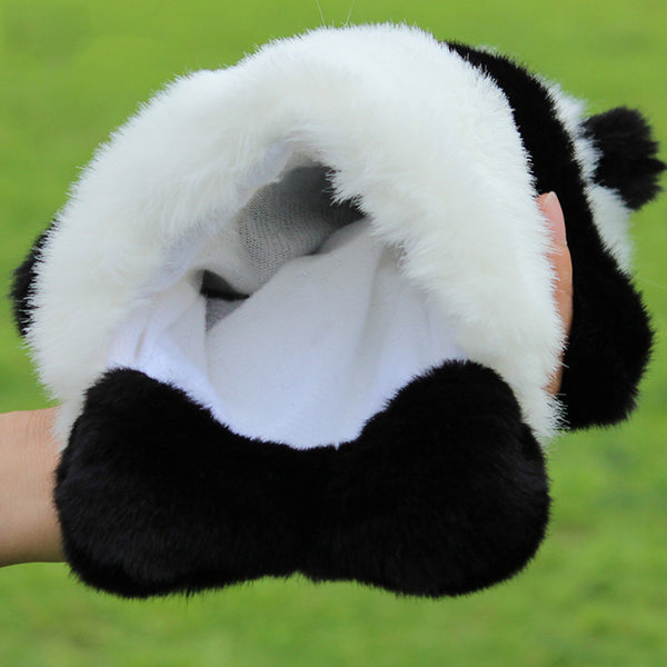 Cutest Panda Hand Puppet Toy!
