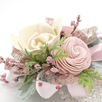 Formal Blush Corsage