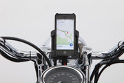 Ciro Smartphone / GPS Holder Standard or Premium With Bar Mount
