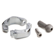 "1-1/4"" Chrome Bar Mount Clamp"