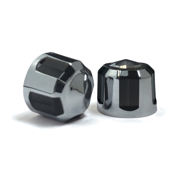 Twin Cam Engine Bolt Cover Kits Available in Chrome, Black Chrome, Black
