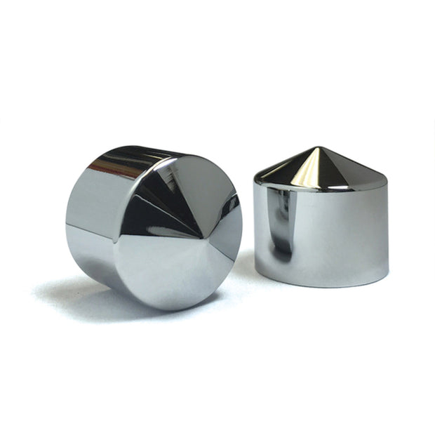 Ciro Rocker Box Bolt Caps For Twin Cam Models in Chrome or Black