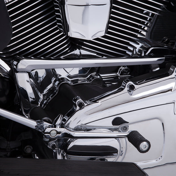 Ciro Shifter Cover in Black or Chrome
