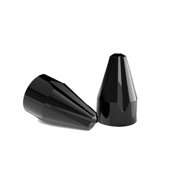 Engine Bolt Covers For All Models Available in Chrome, Black Chrome, Black