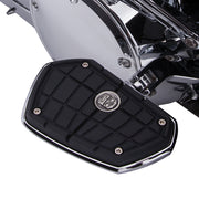 ASR Floorboards By Ciro With Adapters For H-D Male Mount Clevis in Chrome or Black