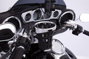 Big Ass® Drink Holder with Perch Mount in Chrome or Black