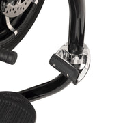 Engine Guard Toe Rest in Black or Chrome