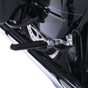 Ciro Rail Footpegs in Chrome or Black