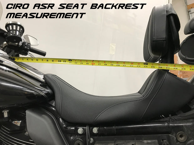 ASR Backrest by Ciro®