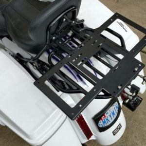 RickRak for King HD Two-Up Detachable Luggage Rack