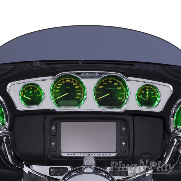 Ciro Multi-Color Led Dash Accent
