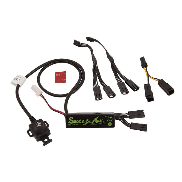 Shock & Awe Led Light Kit With Bluetooth Controller Ciro