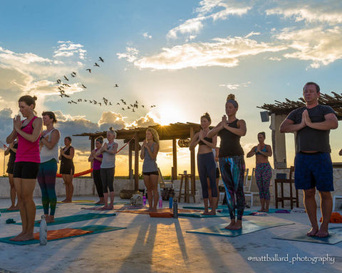 Yoga in Tulum With Jane Lewison