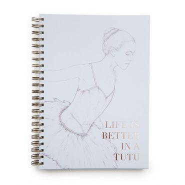 Bloch Deluxe Spiral A4 Notebook Accessories