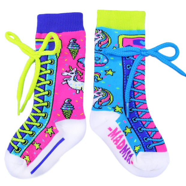 MadMia - BABY UNICORN SOCKS Dancewear