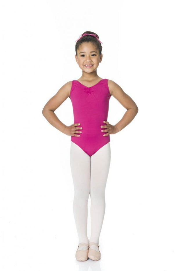 Studio 7 - Thick Strap LeotardDancewearchild-x-smallBallet Pinkone size