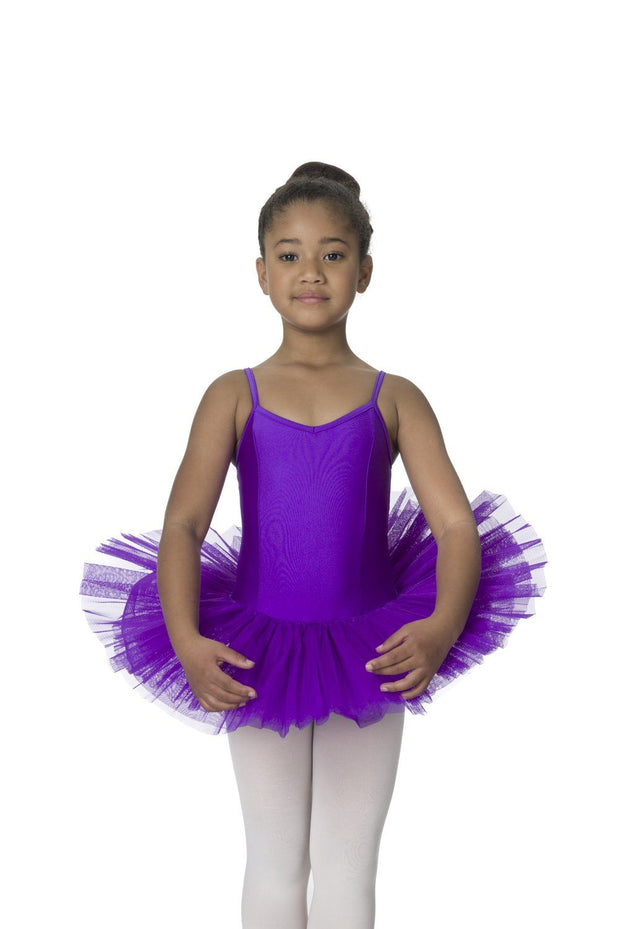 Studio 7 - 4 Layer Tutu (Multiple Colours Available)DancewearPurpleChild X-Small