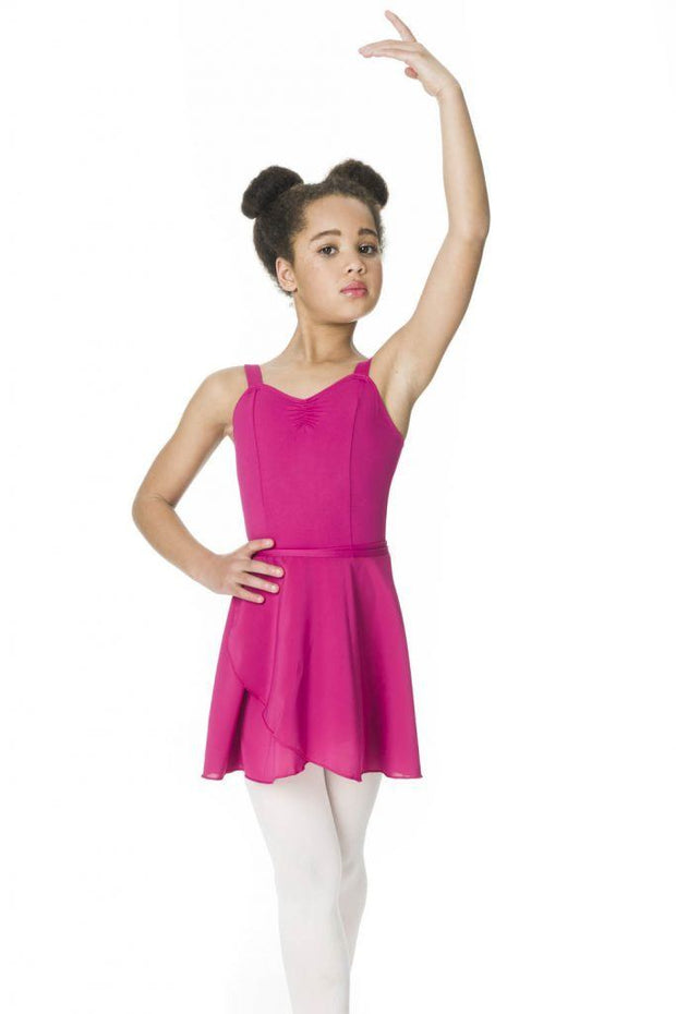 Studio 7 - Wrap SkirtDancewearchild-x-smallBallet Pinkone size