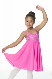 Studio 7 - Sequin Lyrical DressDancewearchild-x-smallBlackone size