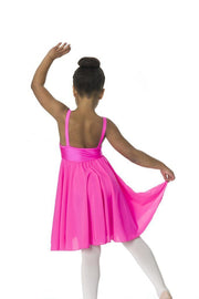 Studio 7 - Sequin Lyrical DressDancewearchild-x-smallHot Pinkone size