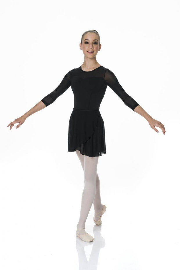 Studio 7 - Grace Mesh SkirtDancewearadult-smallBlackone size