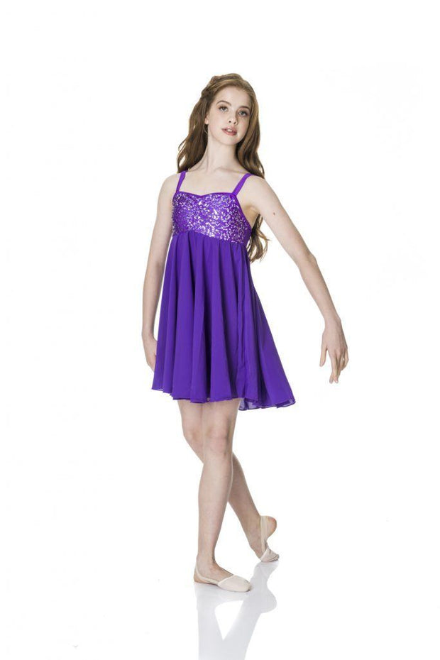 Studio 7 - Sequin Lyrical Dress