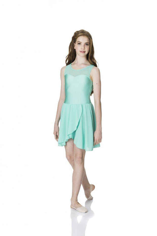 Studio 7 - Mesh Lyrical DressDancewearadult-smallMint