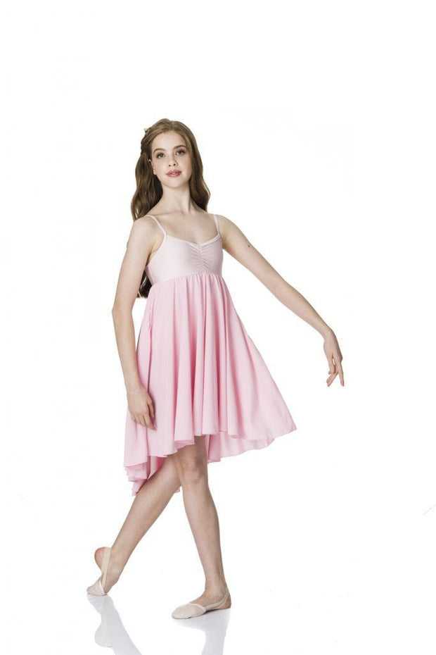 Studio 7 - Princess Chiffon DressDancewearadult-smallPale Pinkone size