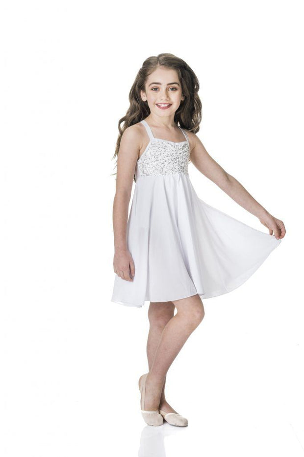 Studio 7 - Sequin Lyrical DressDancewearchild-x-smallPurpleone size