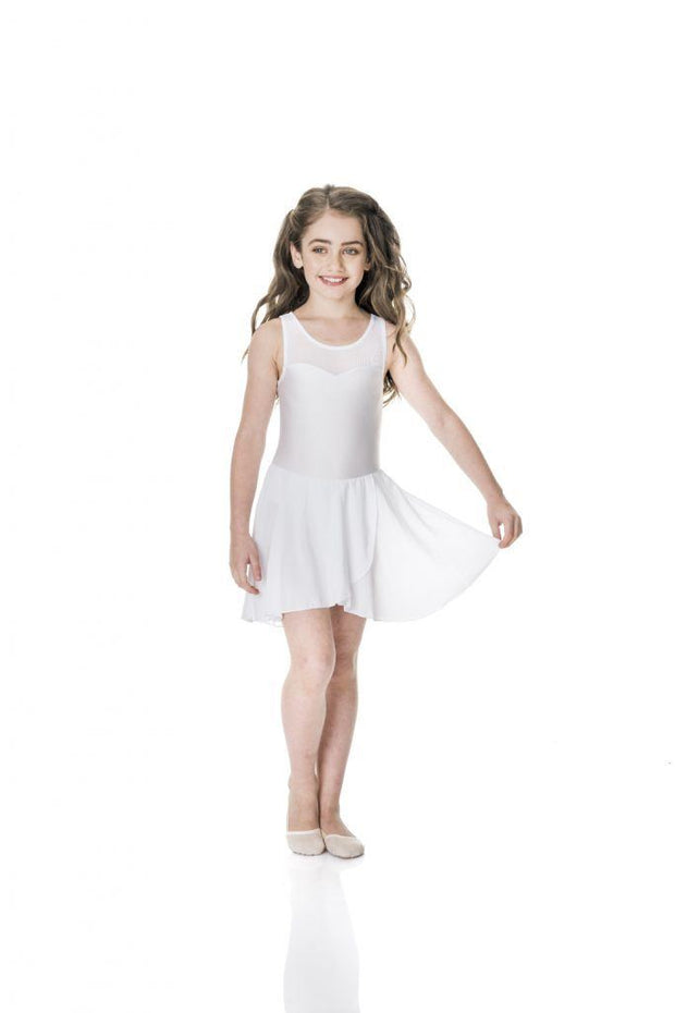 Studio 7 - Mesh Lyrical DressDancewearchild-smallBlack