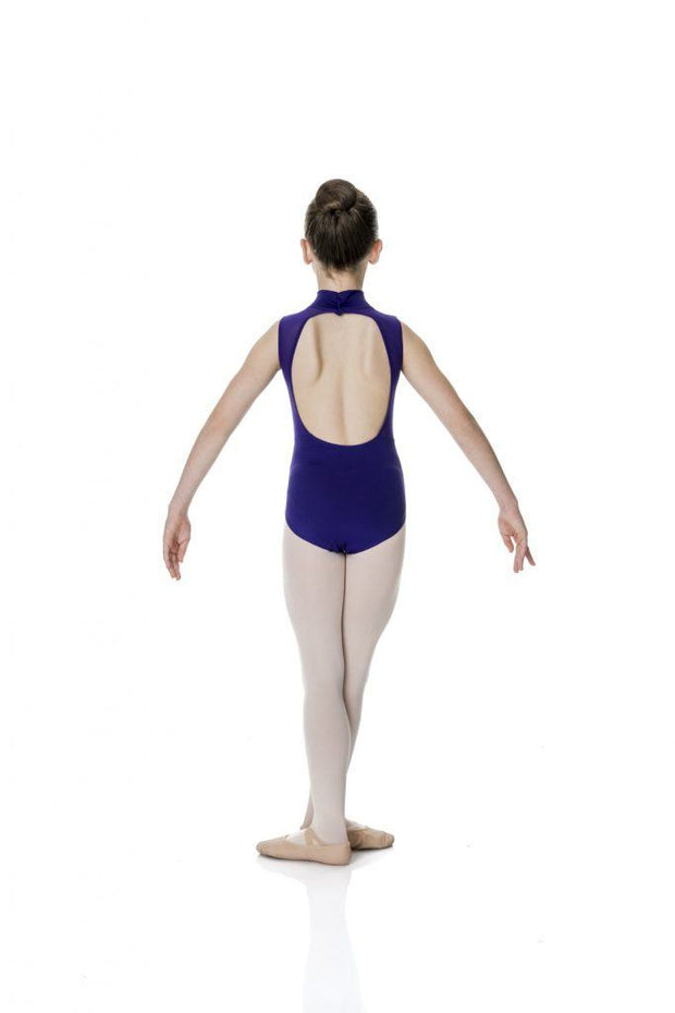 Studio 7 - Zara LeotardDancewearchild-mediumDark Purpleone size