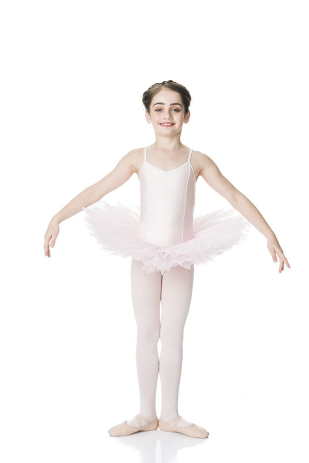Studio 7 - 4 Layer Tutu (Multiple Colours Available)DancewearPale PinkChild X-Small