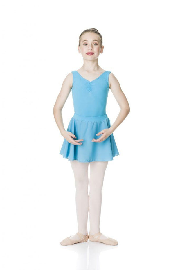 Studio 7 - Wrap SkirtDancewearchild-x-smallCornflower Blueone size