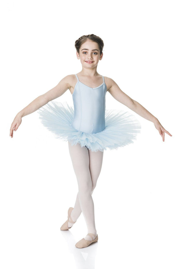 Studio 7 - 4 Layer Tutu (Multiple Colours Available)DancewearPale BlueChild X-Small