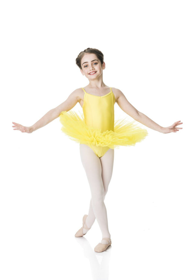 Studio 7 - 4 Layer Tutu (Multiple Colours Available)DancewearYellowChild X-Small